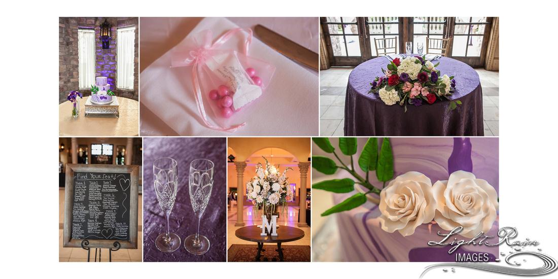 wedding decor and detials