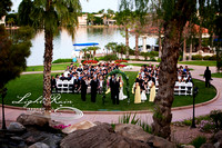Asian Wedding Val Vista Lakes