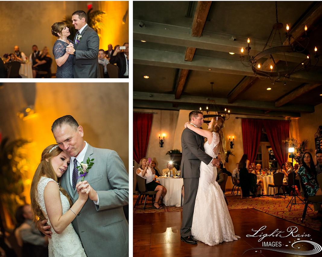 wedding dance photos Royal Palms