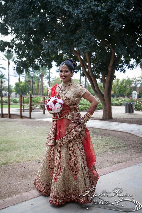 Indian bride photo