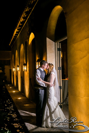 Luxury wedding in Phoenix- Royal Palms Resort
