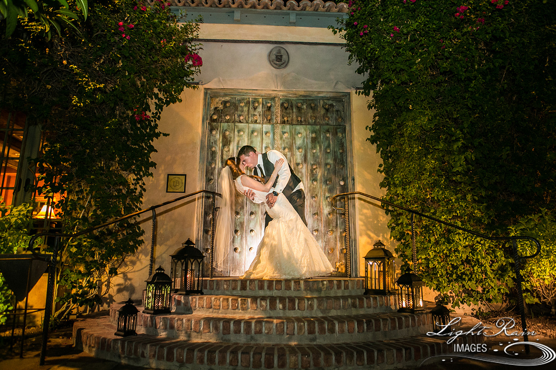 Night wedding photos Phoenix, Arizona